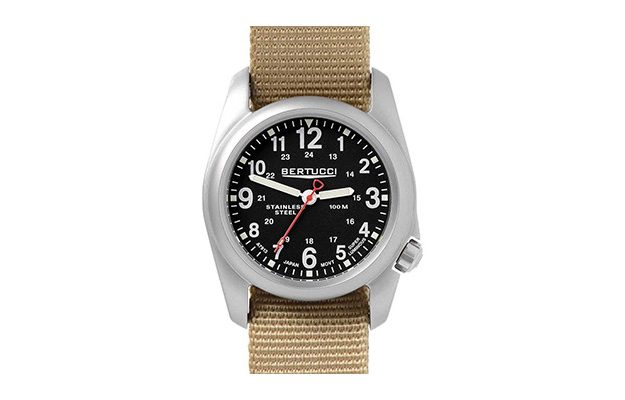 Bertucci - A-2S Field Watch Black