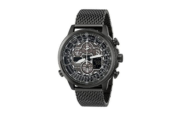 Citizen - Eco-Drive Men's JY8037-50E Navihawk A-T Watch