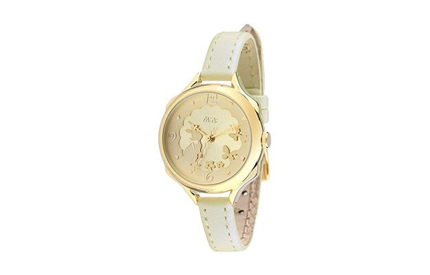 Dreaming Q&P - Cute Bowknot Bunny Girl's Teenagers' Watch