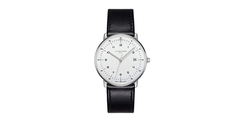 Junghans - Max Bill Mega Radio-Controlled Analog Watch