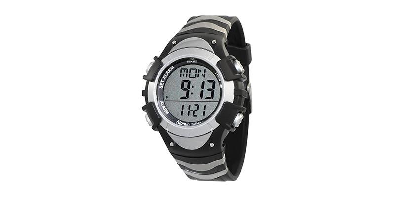 Timechant - Atomic English Talking Watch