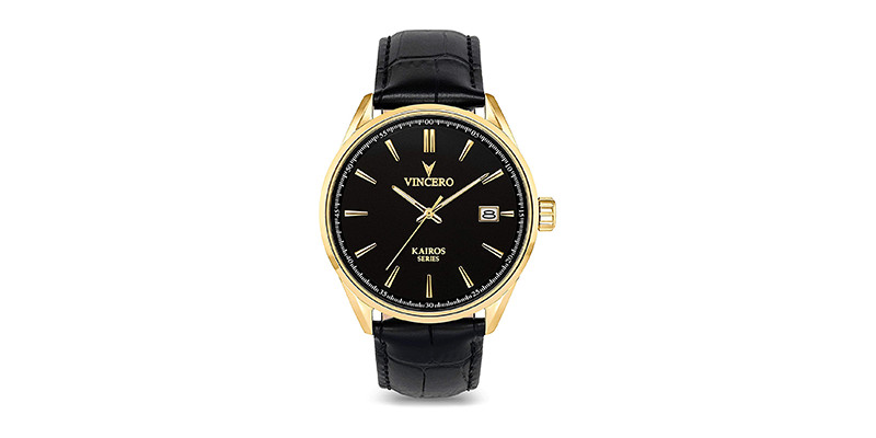 Vincero - Luxury Men's Kairos Wrist Watch
