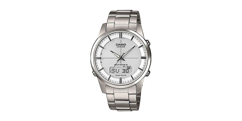 Casio - Wave Ceptor Men's Watch LCW-M170TD