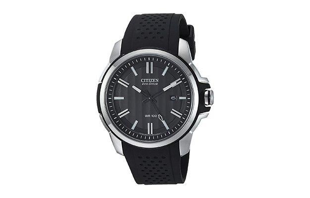 Citizen - Men's Eco-DRV AR 2.0 Stainless Steel Watch