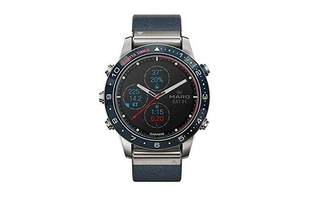 Garmin - MARQ Captain Men's Luxury Tool Watch