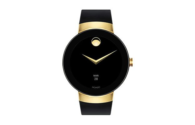 Movado - Digital Smart Module Gold Smartwatch
