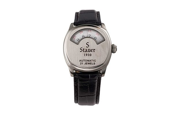 Stauer - Men's Automatic Movement 1930 Dashtronic Watch