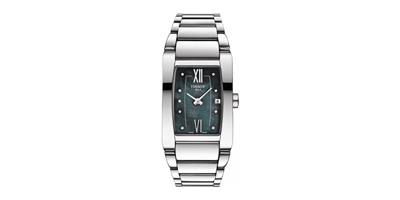 Tissot - T-Trend Generosi-T Stainless Steel Ladies Watch