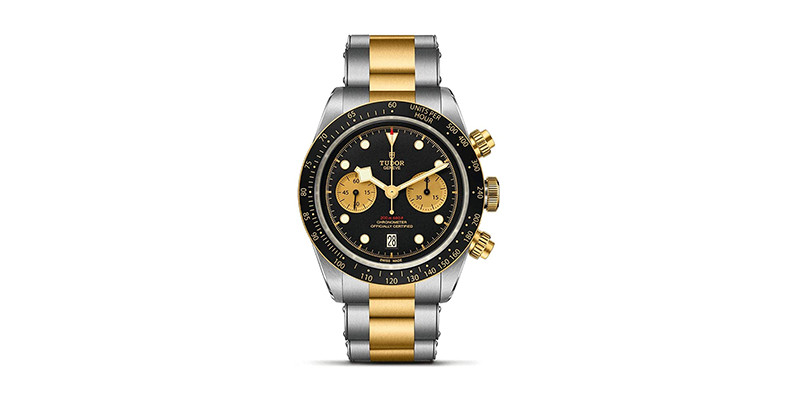 Tudor - Black Bay Chronograph S&G
