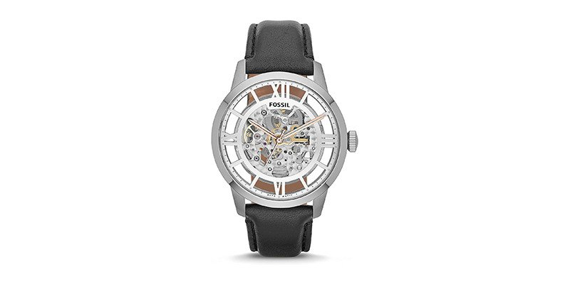 Fossil - Men's ME3041 Townsman Skeleton Watch