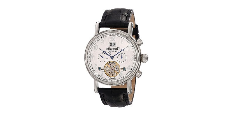 Ingersoll - Men's IN1800WH Richmond Automatic White Dial Watch