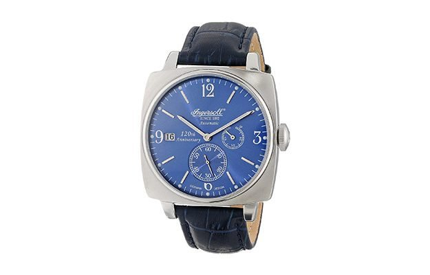 Ingersoll - Men's IN8014BL Galesburg Analog Self Wind Watch