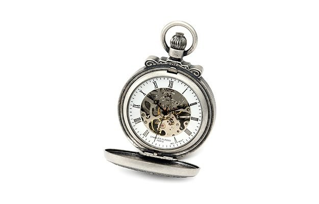 Charles-Hubert Paris - 3866-S Classic Collection Mechanical Pocket Watch