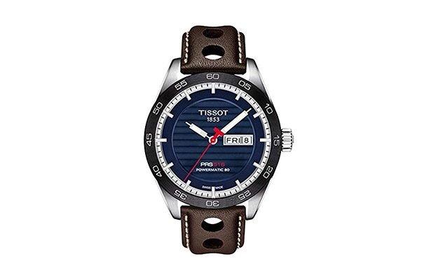 Tissot - PRS 516 Automatic Blue Dial Men's Watch
