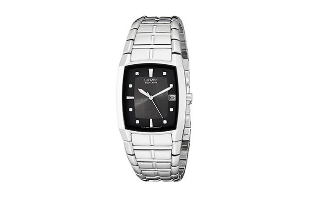 Citizen - Men's Eco-Drive Stainless Steel BM6550-58E