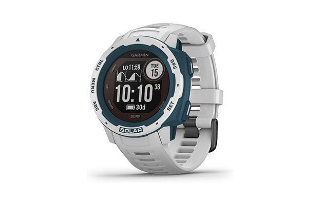 Garmin - Instinct Solar Surf Smartwatch