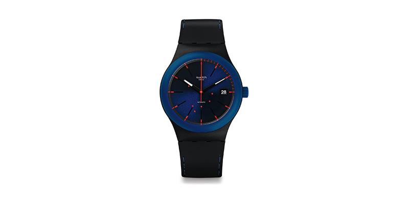 Swatch - SUTB403 Sistem 51 Sistem Notte Unisex Watch